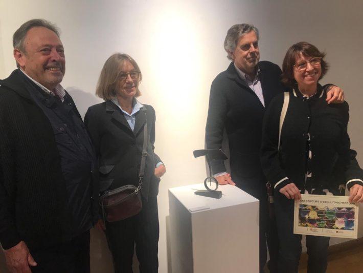 3mb materia. 2º Premio Escultura Sitges 2018